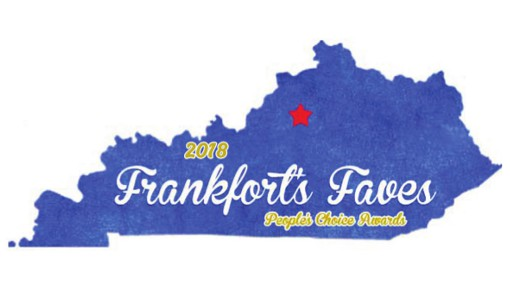 Frankfort's Favorite 2018 Logo